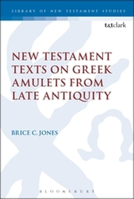 brice c. jones, greek amulets